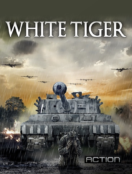 Action - White Tiger