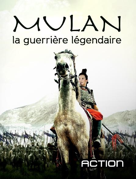 Action - Mulan, la guerrière légendaire