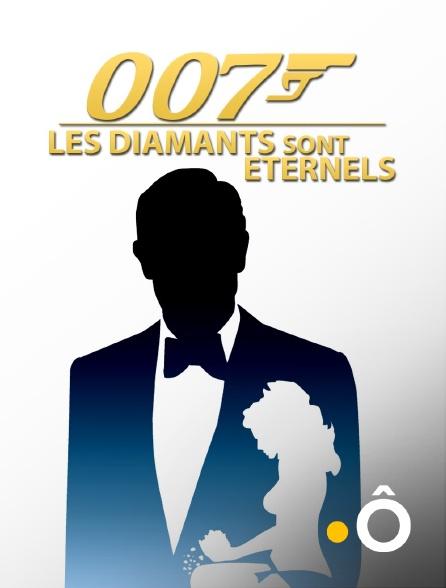 France Ô - James Bond : Les diamants sont éternels