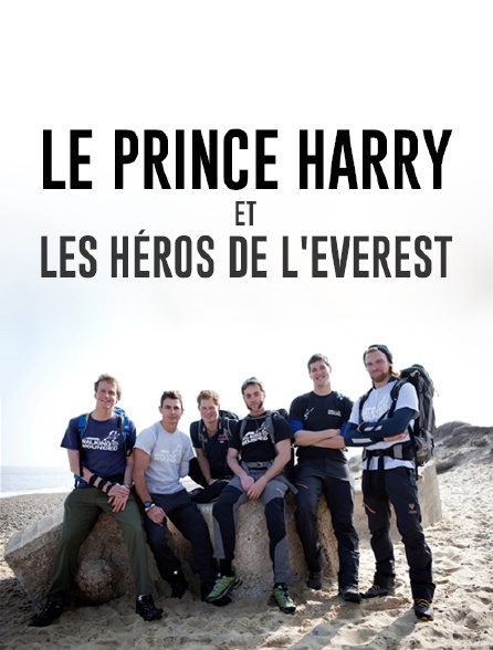 Le prince Harry et les héros de l'Everest