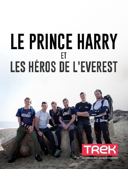 Trek - Le prince Harry et les héros de l'Everest