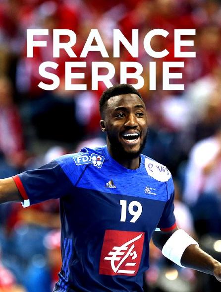 Championnat du monde de Handball : France / Serbie