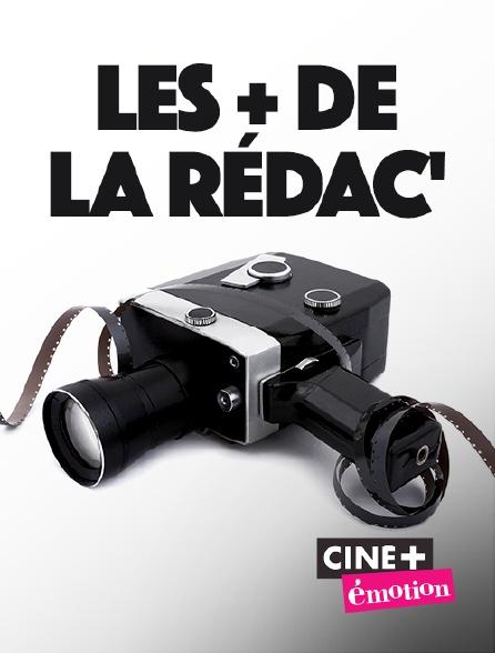 Ciné+ Emotion - Les + de la rédac'