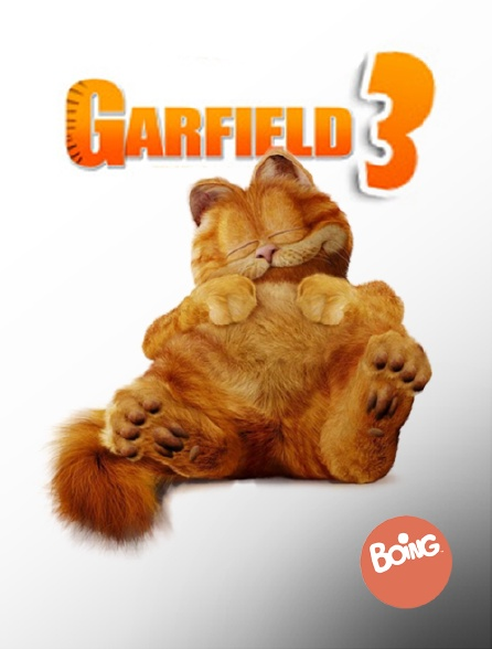 Boing - Reviens Garfield !