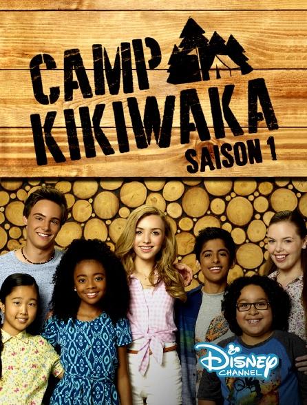 Disney Channel - Camp Kikiwaka