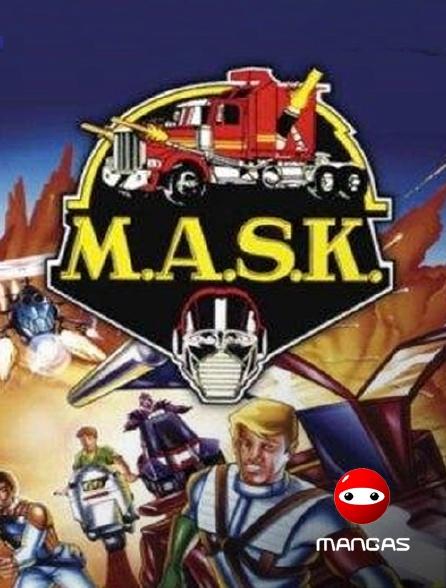 Mangas - M.A.S.K.