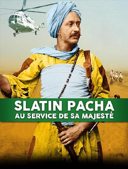 Slatin Pacha, au service de Sa Majesté