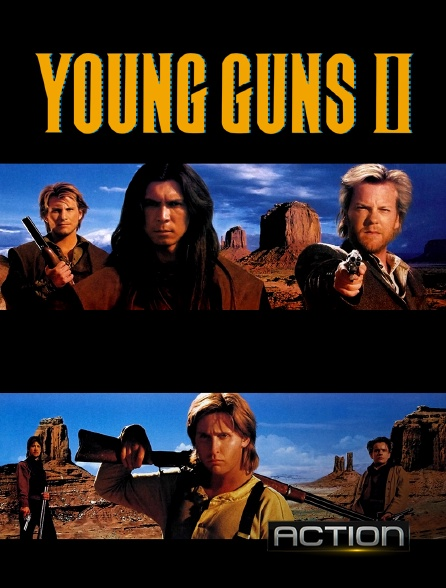 Action - Young Guns 2