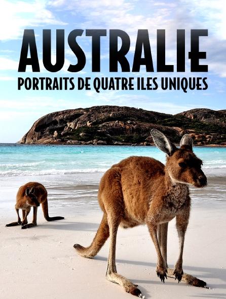 Australie : Portraits de quatre îles uniques