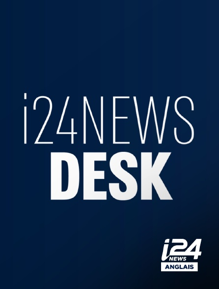 i24 News Anglais - I24NEWS Desk