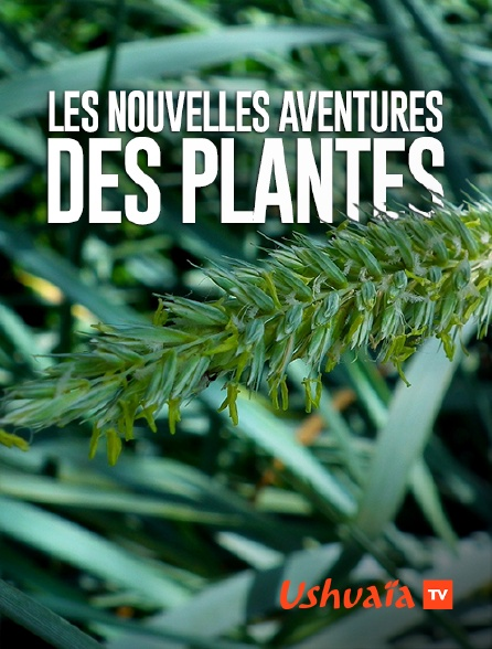 Ushuaïa TV - Les nouvelles aventures des plantes