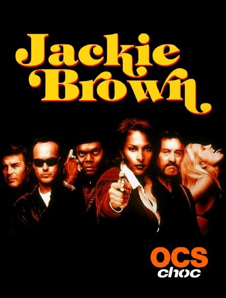 OCS Choc - Jackie Brown