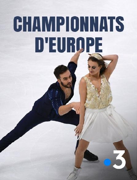France 3 - Championnats d'Europe