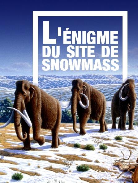 L'énigme du site de Snowmass