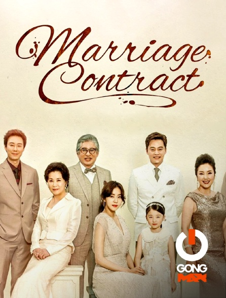 GONG Max - Marriage Contract