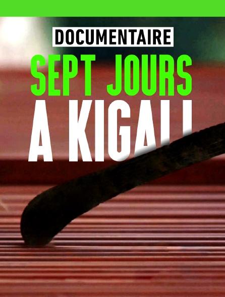 7 jours à Kigali