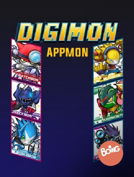 Boing - Digimon Appmon