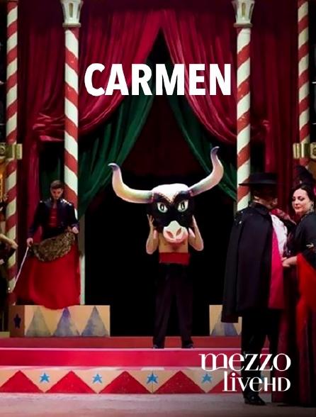 Mezzo Live HD - Carmen