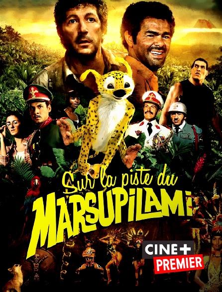 Ciné+ Premier - Sur la piste du Marsupilami