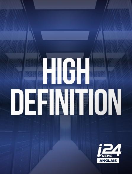 i24 News Anglais - High Definition