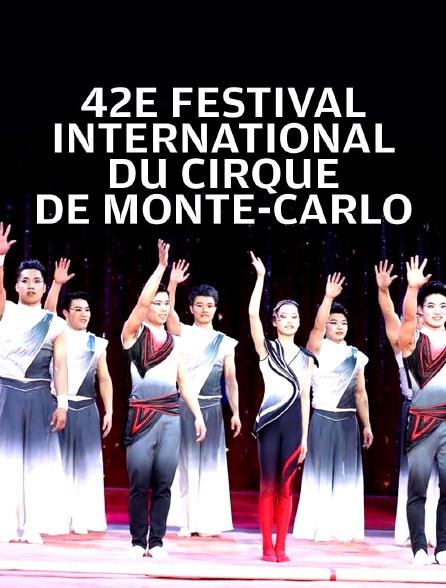 42e Festival international du cirque de Monte-Carlo