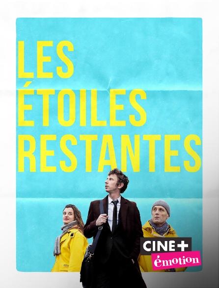 Ciné+ Emotion - Les étoiles restantes
