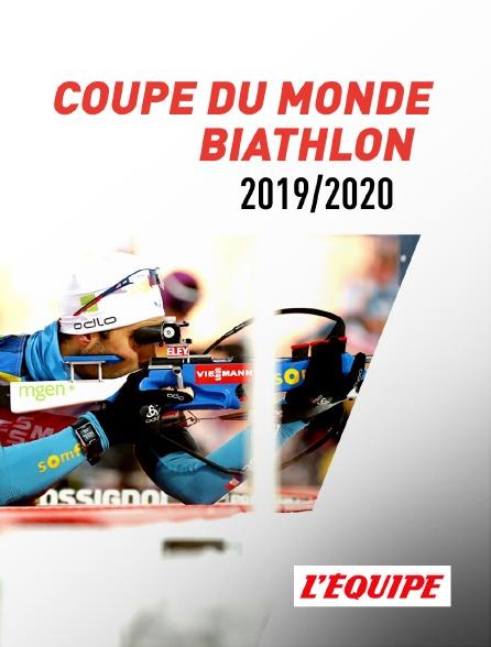 L'Equipe - Coupe du monde de Biathlon 2019/2020