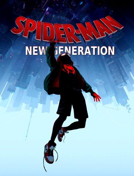 spiderman  new generation en streaming  molotovtv
