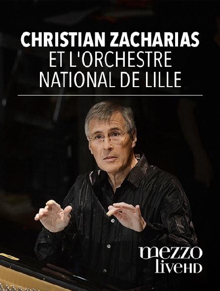Mezzo Live HD - Christian Zacharias et l'Orchestre national de Lille