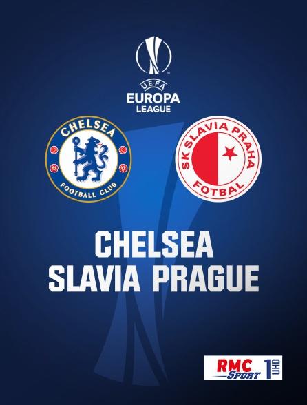 RMC Sport 1 UHD - Football - Chelsea (Gbr) / Slavia Prague (Cze)
