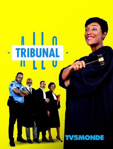 TV5MONDE - Allô tribunal