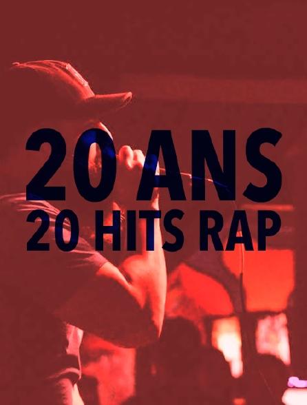 20 ans - 20 hits rap