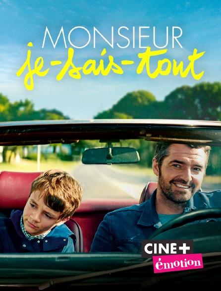 Ciné+ Emotion - Monsieur Je-Sais-Tout