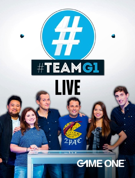 Game One - #Team G1 Live