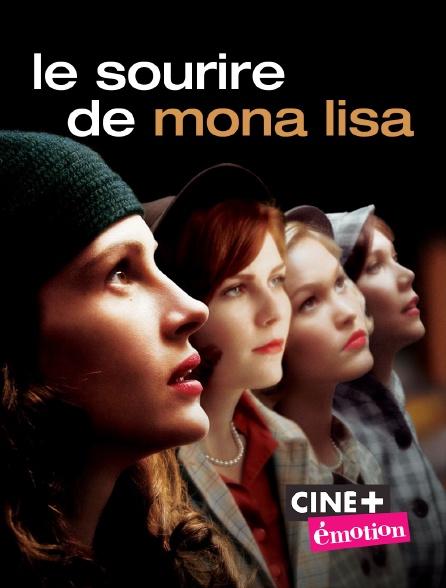Ciné+ Emotion - Le sourire de Mona Lisa