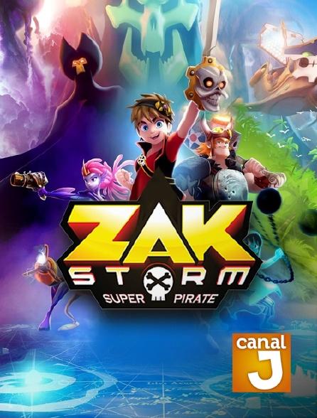 Canal J - Zak Storm, super Pirate