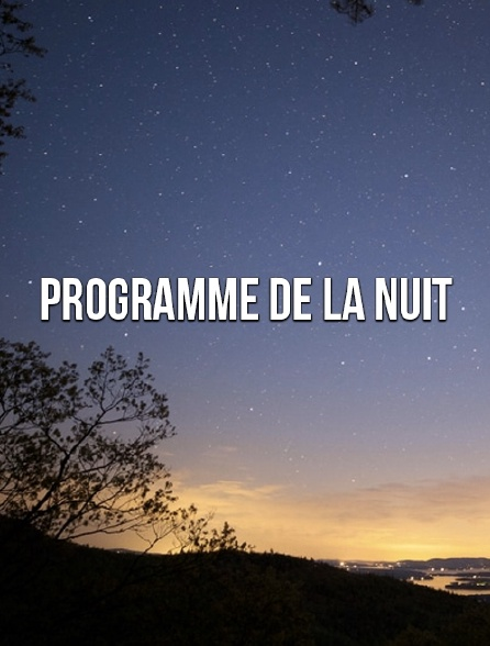 Programme non communiqué