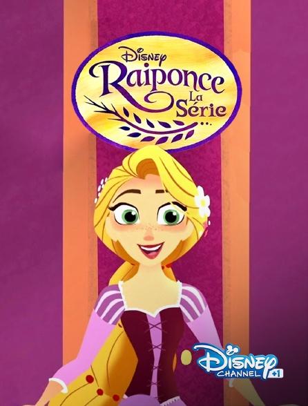 Disney Channel +1 - Raiponce : la série