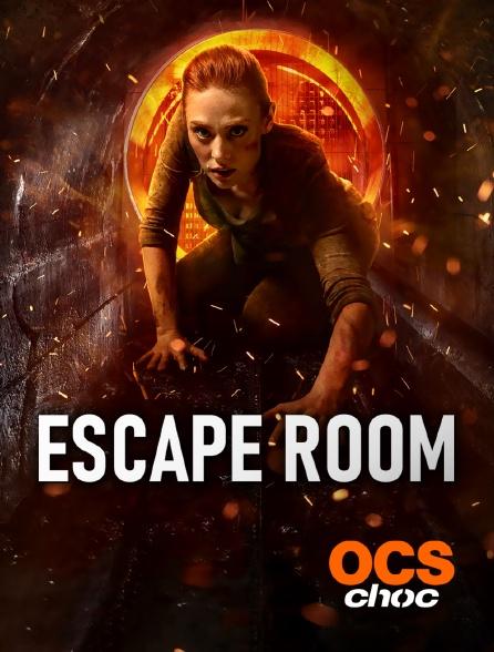 OCS Choc - Escape Room