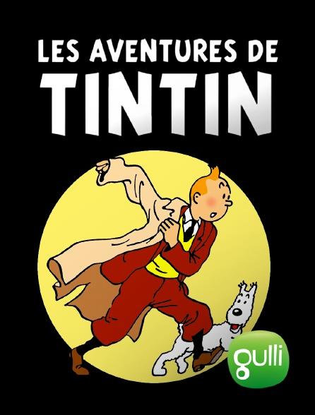 Gulli - Les aventures de Tintin
