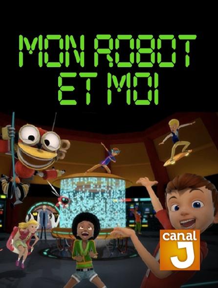 Canal J - Mon robot et moi