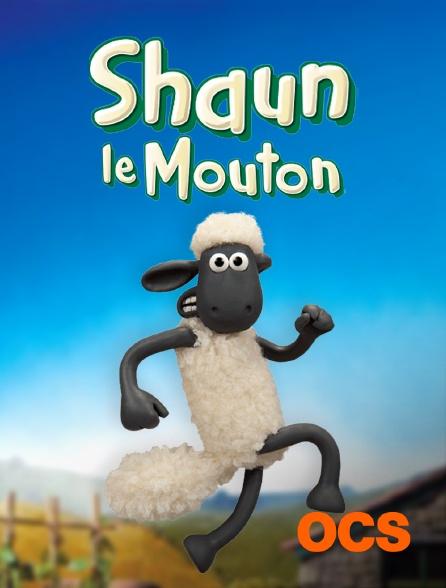 OCS - Shaun le mouton