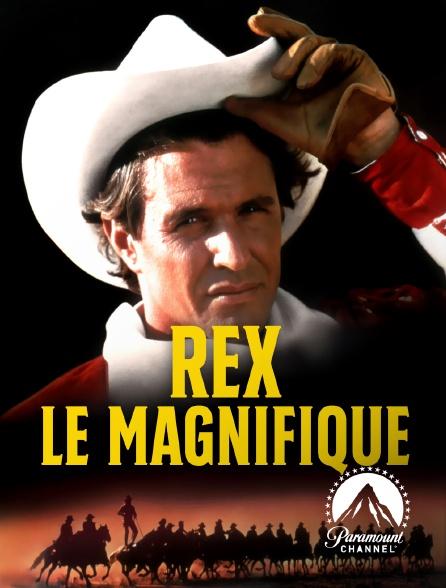 Paramount Channel - Rex le Magnifique