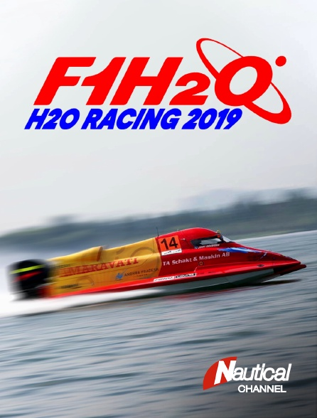 Nautical Channel - H2O Racing 2019 : F1H2O