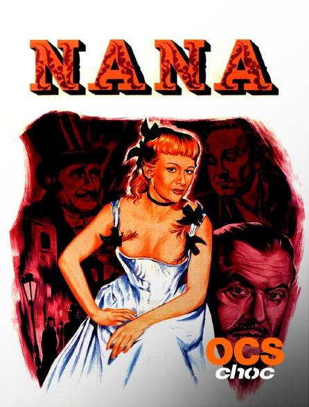 OCS Choc - Nana