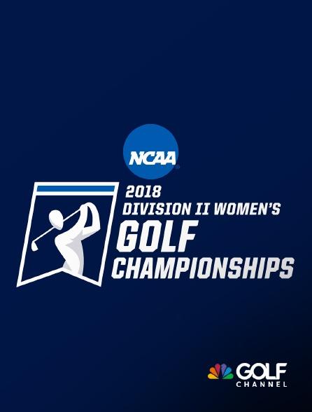 Golf Channel - NCAA Golf Championships 2018