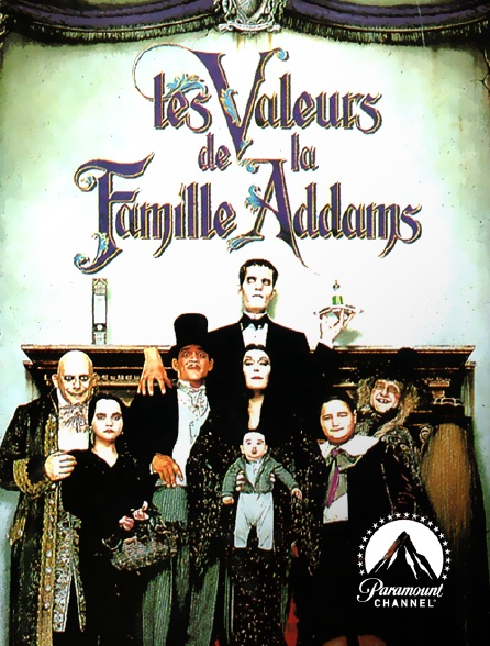 Paramount Channel - Les valeurs de la famille Addams