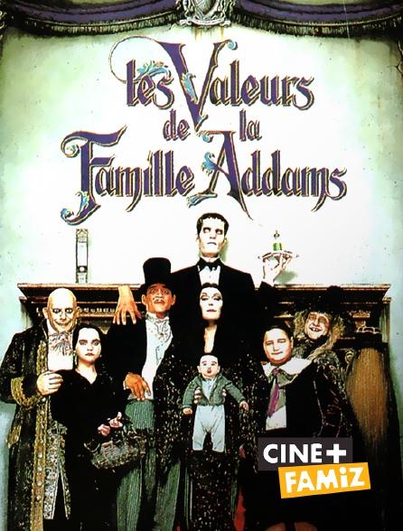 Ciné+ Famiz - Les valeurs de la famille Addams