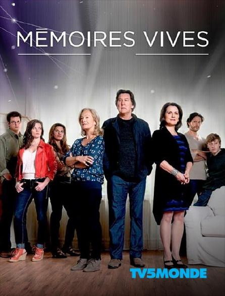 TV5MONDE - Mémoires vives