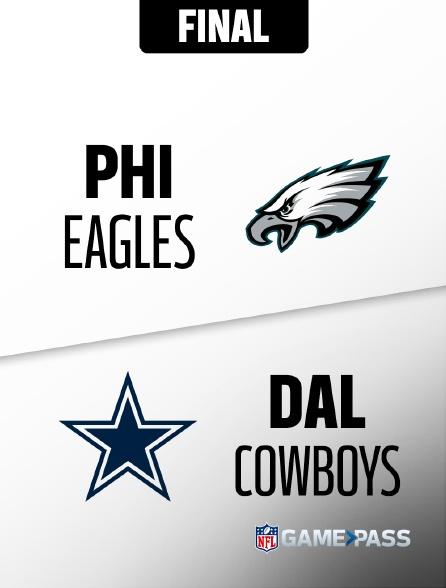 NFL 13 - Eagles - Cowboys en replay